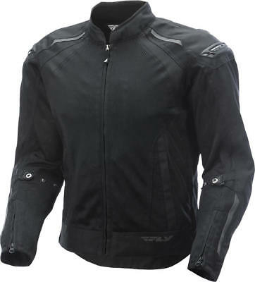 Fly Racing CoolPro Jacket Black X-Large