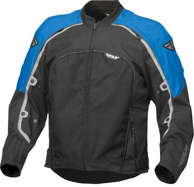 Fly Racing Butane 4 Jacket Blue/Black Medium
