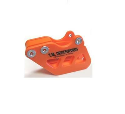 TM Designworks Factory Edition Rear Chain Guide Orange #RCG-KTM-OR KTM