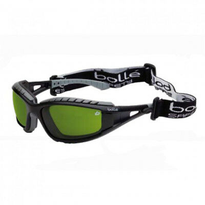 Bolle Tracker II Safety Glasses Goggles - Shade 1.7 Welding TRACWPCC2