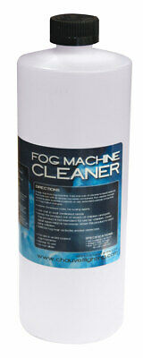 Chauvet DJ FCQ Fog Machine Cleaner Fluid Water-Based Cleaning Solution