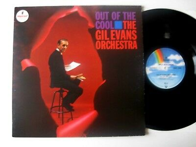 LP  THE GIL EVANS ORCHESTRA - Out of the cool