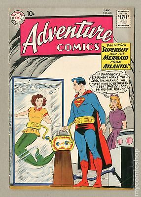 Adventure Comics (1st Series) #280 1961 VG/FN 5.0