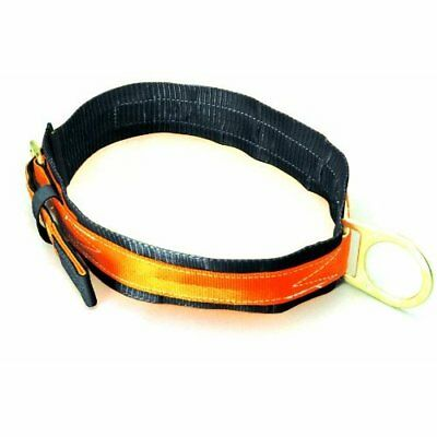 Miller Titan by Honeywell T3310/XXLAF Tongue Buckle Body Belt with Single D-Ring