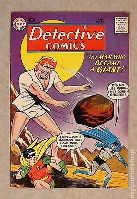 Detective Comics (1st Series) #278 1960 VF- 7.5