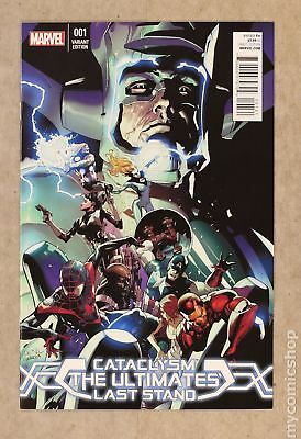 Cataclysm Ultimates Last Stand 1B 2014 VF 8.0