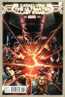 Cataclysm Ultimates Last Stand #3B 2014 VF/NM 9.0
