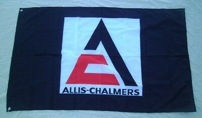 Allis Chalmers Tractor 3' X 5' Polyester Flag Banner Farm Equipment NEW # 331