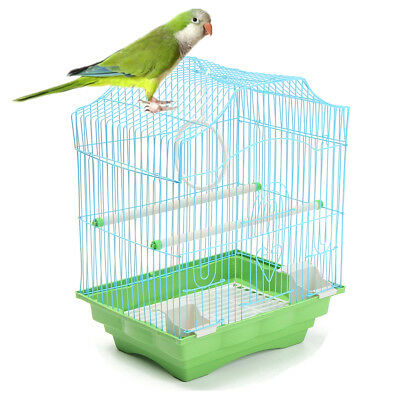Birdcage Pet Cage Budgie Finch Small Bird Macaw Budgies Canary Parrot Cockatoo