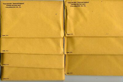 1963 U.S. Mint Proof Set Sealed/Unopened (Lot of 7)
