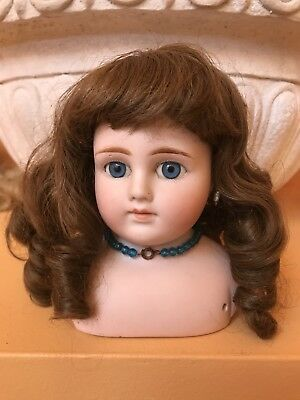 """Vintage Wig for Antique French or German Doll 9"""""""