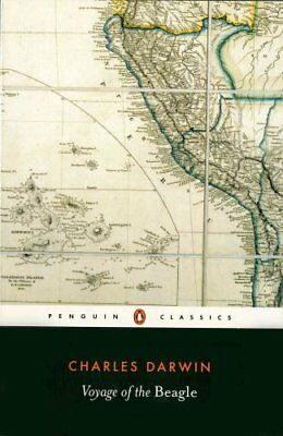 The Voyage of the Beagle by Charles Darwin 9780140432688 (Paperback, 1989)