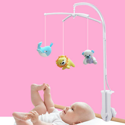 "28"" Baby Infant Crib Mobile Bed Bell Holder Toy Hanger Arm Bracket Stent Hanging"