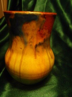 old vase recepticle jug pottery vintage collectable