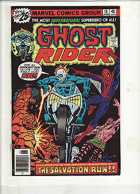 Ghost Rider  #18 Vf/nm