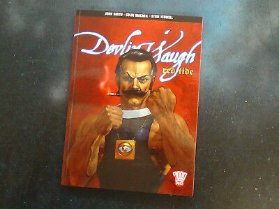 Devlin Waugh - Red Tide - Graphic Novel - 2000AD