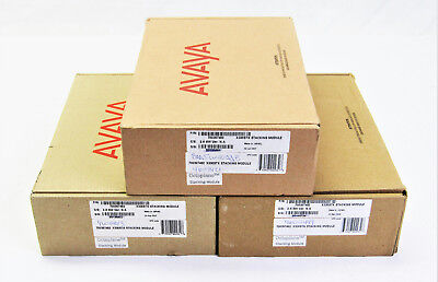 * 3x New Avaya X330STK Stacking Module | Wired Connectivity Technology