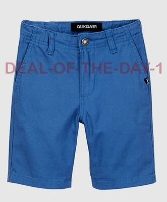 NWT $44 QUIKSILVER Epic Shorts Boys 18 (29) Casual New