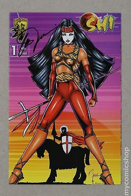 Shi Blood of Saints Tora No Shi Fan Edition 1A 1996 VF 8.0