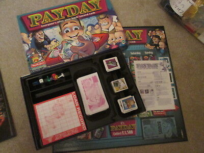 Payday - 2000 - Waddingtons Board Game - Lot 3