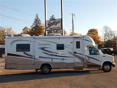 2005 Forest River Lexington 270 GTS Slideout Ford V10 E450 Chassis Sleeps 6 Wow!