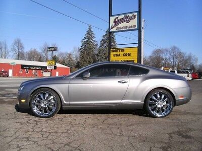 2005 Bentley Continental GT Coupe 2005 Bentley Continental GT Coupe V12 AWD Navigation Immaculate Loaded Low Miles