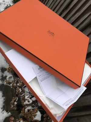 HERMES faubourg saint-honore box empty