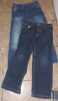 Lovely Boys Age 9-10 M&s And Cherokee Jeans