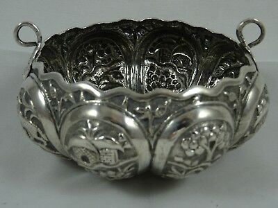 INDIAN silver SWEET BOWL, c1920, 88gm