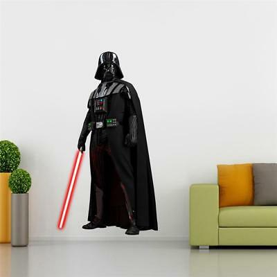Darth Vader Star Wars Wall Sticker Decal Home Decor Art Mural WC06