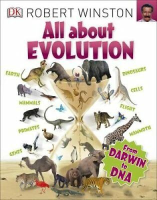 All About Evolution by Robert Winston 9780241243664 (Paperback, 2016)