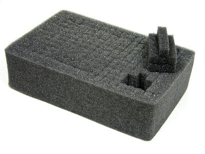 Replacement 1 piece Main section Pick N Pluck™ foam fits Pelican ™ 1400 case