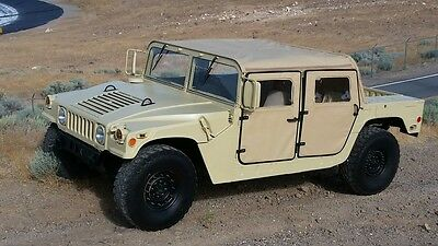 1987 AM General Humvee - Clear CA Title And Plates - Road Worthy