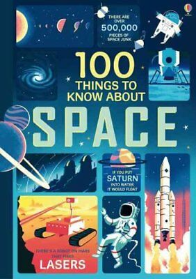 100 Things to Know About Space by Alex Frith 9781409593928 (Hardback, 2016)