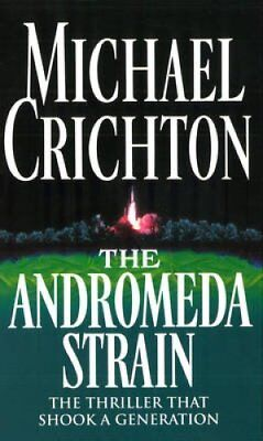 The Andromeda Strain by Michael Crichton 9780099319511 (Paperback, 1995)