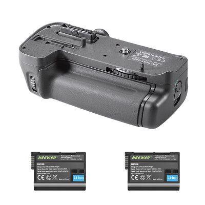 Neewer Battery Grip with 2 Battery Replacement for Nikon MB-D11 for Nikon D7000