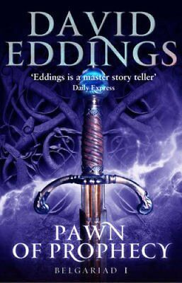Pawn Of Prophecy Book One Of The Belgariad by David Eddings 9780552168335