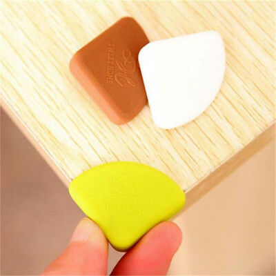 Baby Kids Silicone Crashproof Corner Table Desk Angle Pad Safety Protection AL1