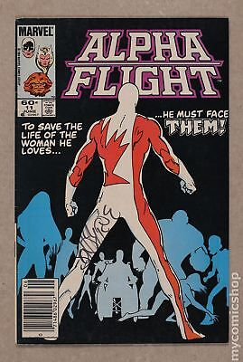 Alpha Flight (1st Series) #11 1984 FN 6.0