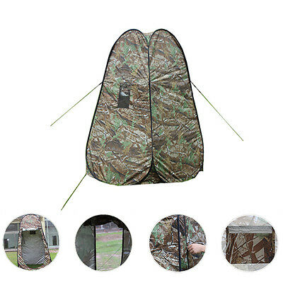 Portable Pop Up Tent Camping Hiking Beach Toilet Shower Changing Room Privacy