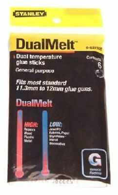 "Stanley GS20DT Dual Temperature Glue Stick, 4"" Length (Pack of 24)"