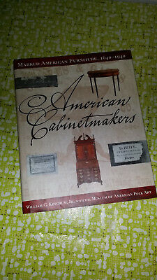 American Cabinet Makers   1640 - 1940
