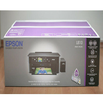 Epson L310 Inkjet Printer Ink Tank System Compact Size