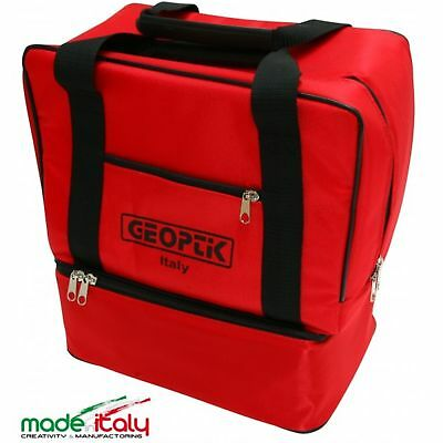 Telescope 30B030Padded Bag for Telescope Red