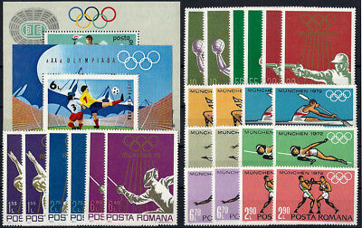 057527 olympic games olympia romana block 93 94 mnh year 1972 eur 1 55 picclick de. Black Bedroom Furniture Sets. Home Design Ideas