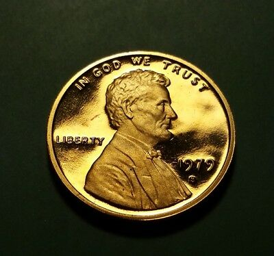 1979 S Type 1 Lincoln Memorial Penny Proof  #w26914