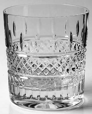 Waterford IRISH LACE Double Old Fashioned Glass 9060814