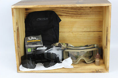 New GI Multicam OCP ESS Low Profile Series Goggles Tactical Military Eyewear