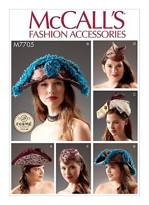 c6e583be18f KWIK SEW SEWING Pattern Craft Lined Hats Pullover Hood Bucket Hats ...