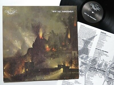 CELTIC FROST - Into the Pandemonium LP Gatefold - Noise Rec. 1987